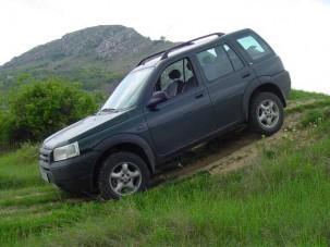 Teszt: Land Rover Freelander Td4 ES - Kettős személyiség