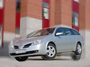 Teszt: Nissan Primera 2.2 TD Wagon Acenta - Hadüzenet a múltnak