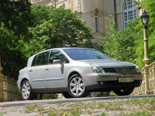 Teszt: Renault Vel Satis 3.0 dV6 Initiale - Éljen az avantgárd!