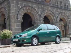 Teszt: Nissan Almera Tino 1.8 Luxury - Nem hoz áttörést