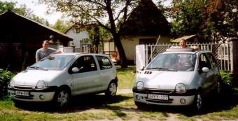 Az én autóm: Renault Twingo: TWIN-GO!!