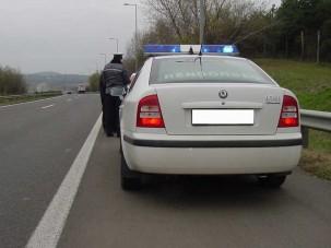 Autópálya rendőrség helyett