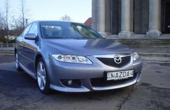 Teszt: Mazda6 2.0i TE - Jól adagolt vadítás