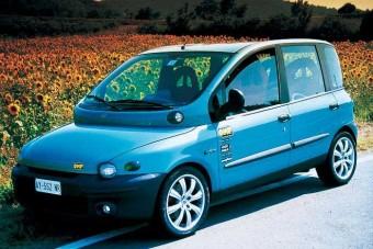 Sportos csapatszállító - OMP Fiat Multipla 1.9 JTD