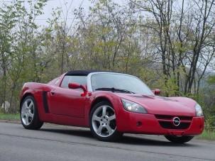 Teszt: Opel Speedster - Létminimum