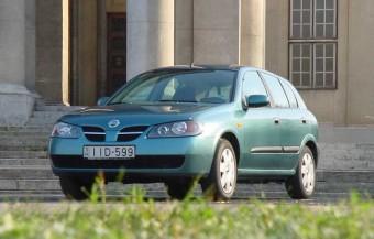 Teszt: Nissan Almera 1.5 Acenta P2