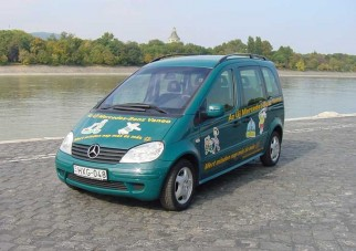 Teszt: Mercedes-Benz Vaneo 170 CDI Ambiente