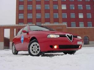 Teszt: Alfa Romeo 156 2.0 JTS