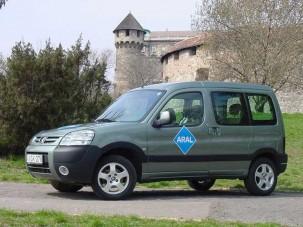 Teszt: Peugeot Partner 2.0 HDi Freeway
