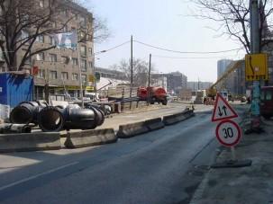 Budapesti út- és hídfelújítások