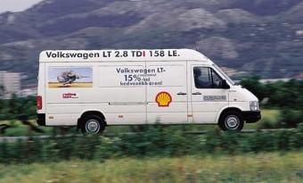Volkswagen LT 35 2.8 TDI - Vágtázó elefánt