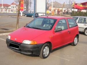 Használt autó: Fiat Punto I