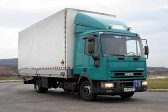 Használt teherautó - Iveco EuroCargo 75 E 15