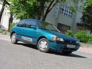 Használt autó: Mazda 323