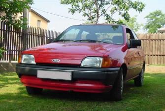 Használt autó: Ford Fiesta, 1989-1996