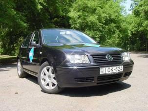 Teszt: Volkswagen Bora 1.6 Pacific - Unalmasan tökéletes