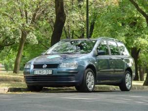 Teszt: Fiat Stilo Multi Wagon 1.8 - Érzelemmentesen