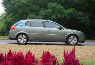 Teszt: Opel Signum 2.0 T