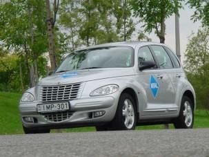 Teszt: Chrysler PT Cruiser CRD - Hasznos poén