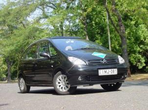 Teszt: Citroën Xsara Picasso 2.0 Aut. Exlusive - Hátrányos helyzetben