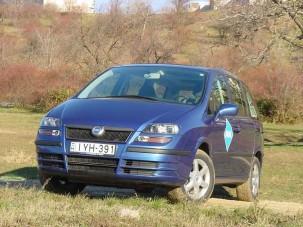 Teszt: Fiat Ulysse 2.0 JTD - Francia kapcsolat