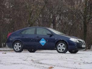 Teszt: Nissan Primera 2.2 dCi - Valamiféle varázslat
