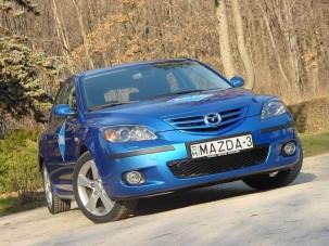 Teszt: Mazda3 Sport 2.0 GTA - A Zoom-Zoom jó!