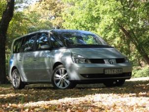 Teszt: Renault Grand Espace - Stílus, státusz, luxus