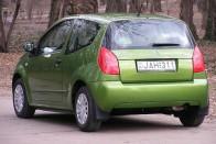 Sosem találod ki, mitől ilyen fürge ez a Citroën C2 1