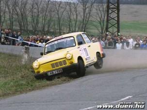 Start Autó Rallye - ahogyan a sárga Trabiból láttuk