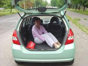 Az én autóm: Jazz + az - Honda Jazz 1.4 ES