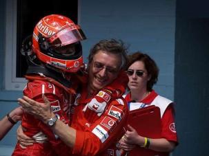 Schumacher idei 11. győzelme