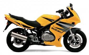Motorteszt: Suzuki GS500F - Alapmotor