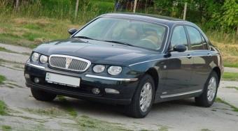Használt autó: Rover 75