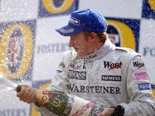 Raikkönen győzött, Schumacher világbajnok lett Spa-ban