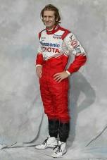 Jarno Trulli a Toyotához igazolt