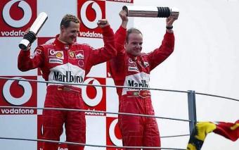 Kettős Ferrari győzelem Monzában