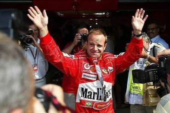 Barrichello mindenkinél gyorsabb volt!