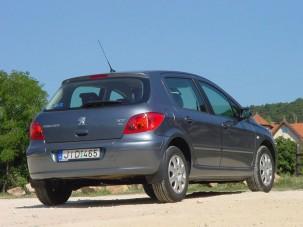 Teszt: Peugeot 307 1.6 HDi Presence - Mindjárt más