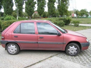 Használt autó: Citroën Saxo