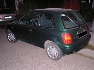 Használt autó: Nissan Micra K 11