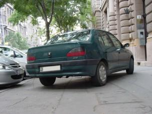 Használt autó: Peugeot 306