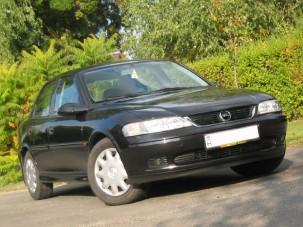 Használt autó: Opel Vectra B