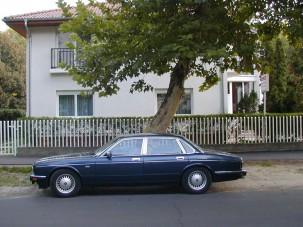 Daimler Úr - Avagy egy Jaguar kedvelő gondolatai