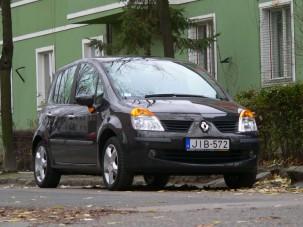 Teszt: Renault Modus 1.5 dCi - Kismenő