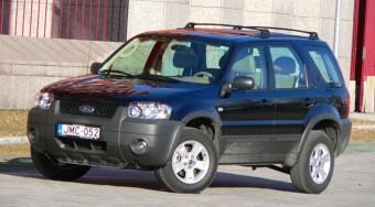 Teszt: Ford Maverick 3.0 V6 - Valami amerikai