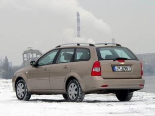 Teszt: Chevrolet Lacetti 1,6 Station Wagon Elite - Ugyanaz másként