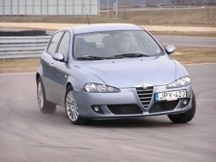 Teszt: Alfa Romeo 147 1,6 Twin Spark - Adok-kapok