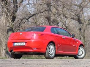 Teszt: Alfa Romeo GT 1.9 JTD 16v M-Jet - Veni, vidi, vici