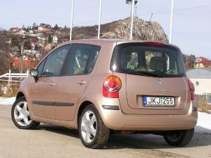 Teszt: Renault Modus 1.6 Privilege - Aranyoskám